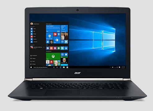 "ACER Notebook 17,3"" i7cpu"