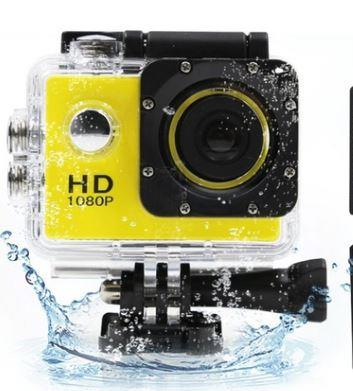 Action Sports Cam Waterproof 30M