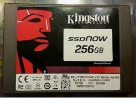 Kingston 256 GB SSD