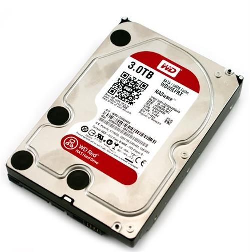 "WD Desktop RED 3,5"" 3 TB NAS"